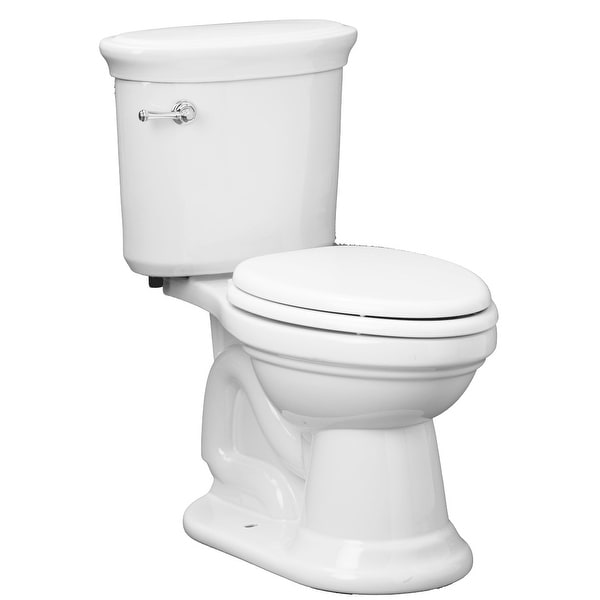 Mirabelle MIRBR240A Boca Raton Elongated ADA Height Toilet Bowl Only - White