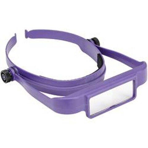 Deep Purple - Optisight Magnifying Visor