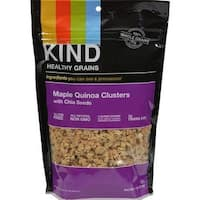 Kind Fruit and Nut Bars - Maple Walnut Clusters With Chia And Quinoa ( 6 - 11 OZ)