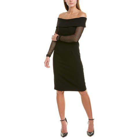 Teri Jon Sheath Dress