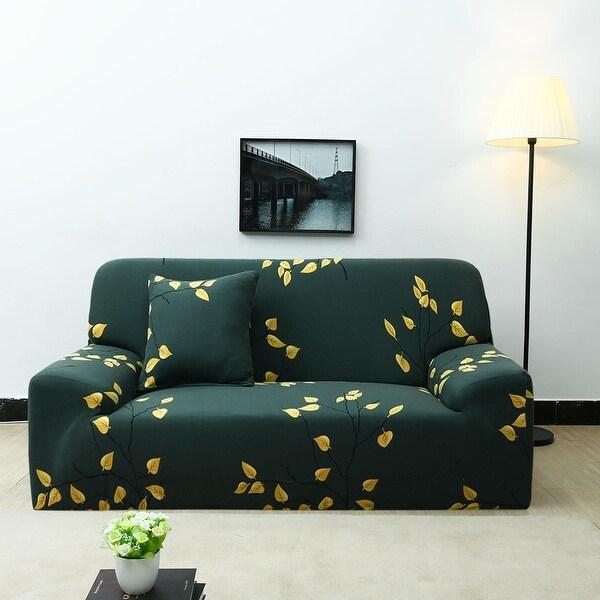 Shop Unique Bargains Polyester Stretch Sofa Slipcovers 1