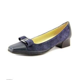Amalfi by Rangoni Womens Mambo Leather Square Toe Classic Pumps - 8