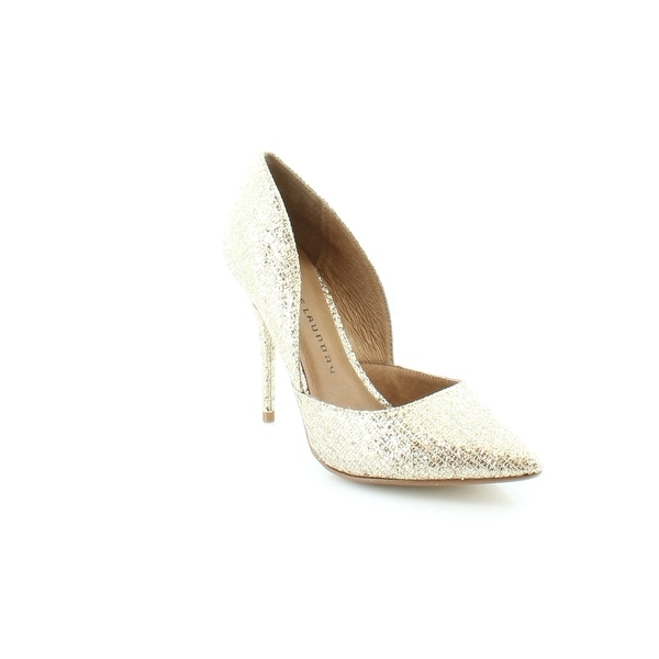 Chinese Laundry Stilo Women's Heels Champagne
