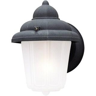 "Westinghouse 66881 1-Light Outdoor Wall Lantern Fixture, 6.75"" x 8.75"""