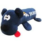 NFL Denver Broncos Pet Tube Toy