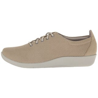 CLARKS Womens Sillian Tino Low Top Lace Up Fashion Sneakers
