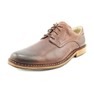 Sebago Salem Round Toe Leather Oxford