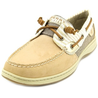 Sperry Top Sider Bluefish Moc Toe Canvas Boat Shoe