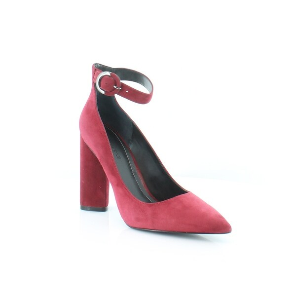 Kendall + Kylie Gloria Women's Heels Dark Red - 10