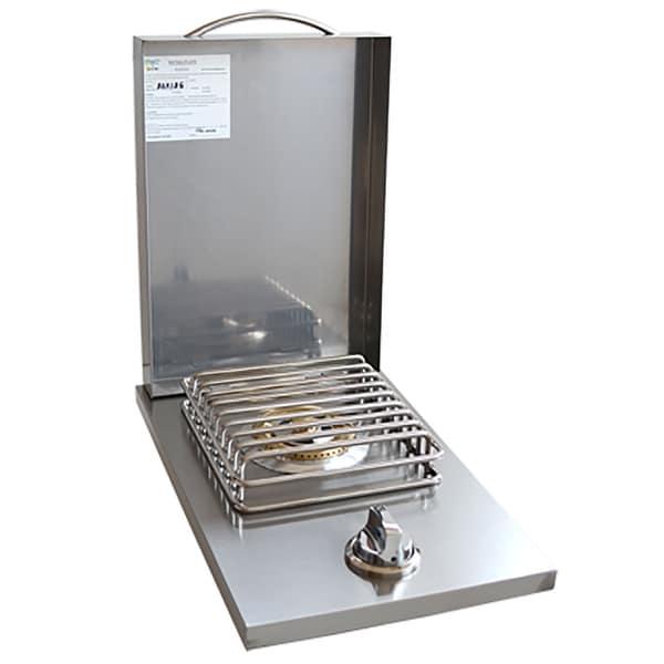KoKoMo Grills Built In Gas Drop-In Single Side Burner. Opens flyout.