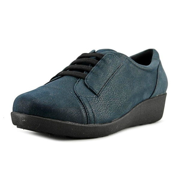 Easy Spirit e360 Kandance Women Navy Flats