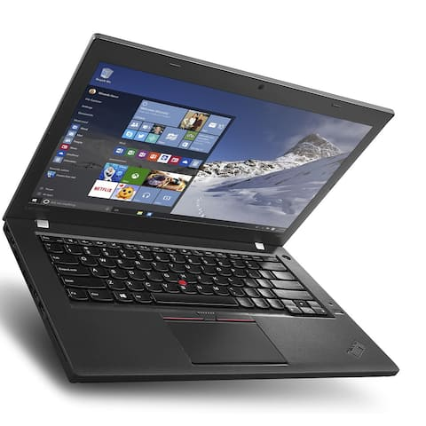 Lenovo ThinkPad T460 i5-6200U 8GB 256GB SSD Win 10 Pro (Refurbished)