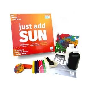 Just Add Sun Solar Science Art Kit