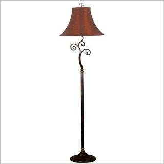 Kenroy Home 31381BRZ Richardson Floor Lamp- Bronze Finish
