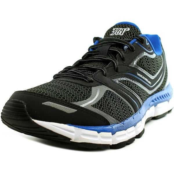 361 Volitation Men Black/Castlerock/Nautical Blue Running Shoes