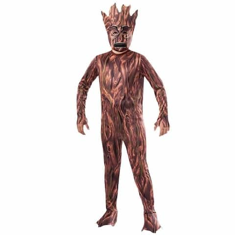 Guardians of the Galaxy Groot Childs size S 4/6 Licensed Costume Rubie's