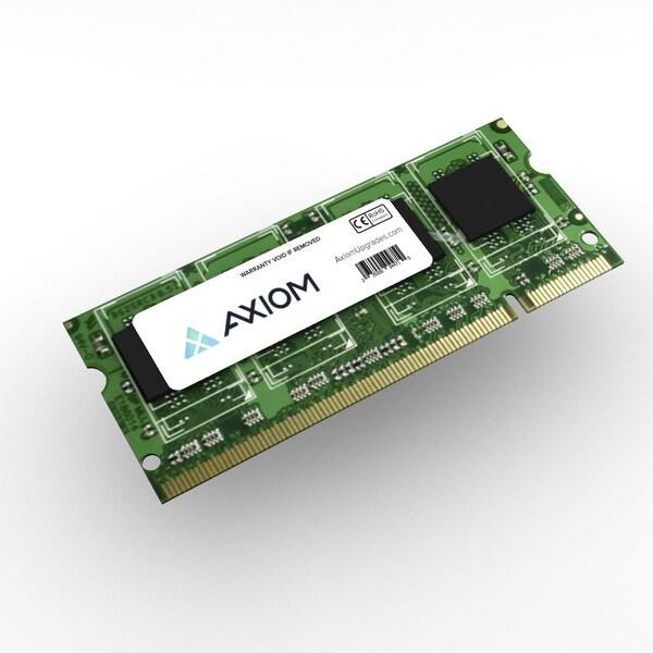 Axiom AX16791402/1 Axiom 2GB DDR2 SDRAM Memory Module - 2GB (1 x 2GB) - 667MHz DDR2-667/PC2-5300 - DDR2 SDRAM - 200-pin SoDIMM