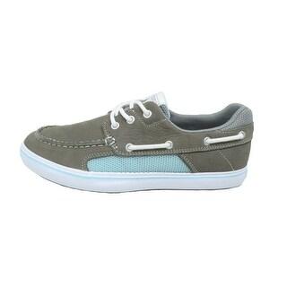 Xtratuf Women's Finatic II Gray/Blue Size 6 Casual Shoe