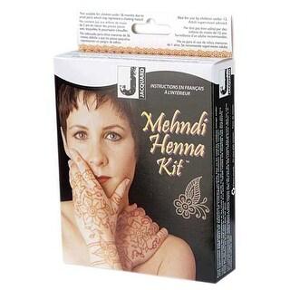 Jacquard - Mehndi Henna Kit