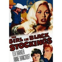 Girl in Black Stockings [DVD]
