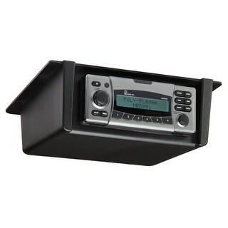 Poly-Planar Rm-10 Radio Mount Underdash/Overhead Black - RM-10