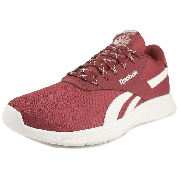 Reebok EC Ride Men Collegiate Burgundy/White Sneakers Shoes