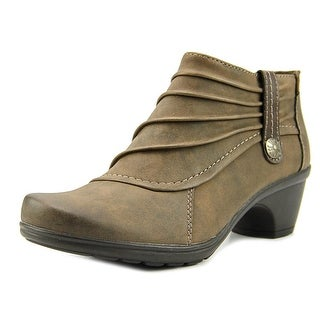 Earth Origins Rosa   Round Toe Leather  Boot