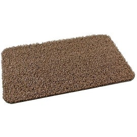 Clean Machine 10372031 Floor Mat Plus Scraper, Astroturf, 29.5""