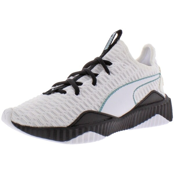 Shop Puma Girls Defy PS Athletic Shoes