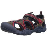 M.A.P. Boys Emmons T-Strap   Sport Sandals