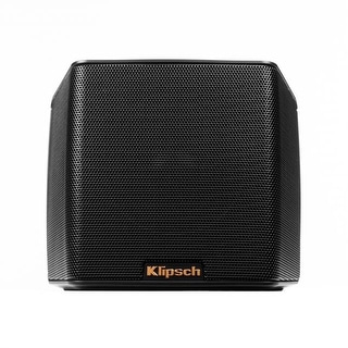 Klipsch Groove Black Portable Bluetooth Speaker