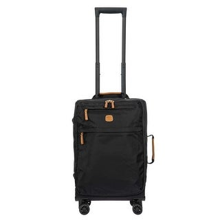 Bric's X-Bag 2.0 21 Inch Carry On Spinner, Black