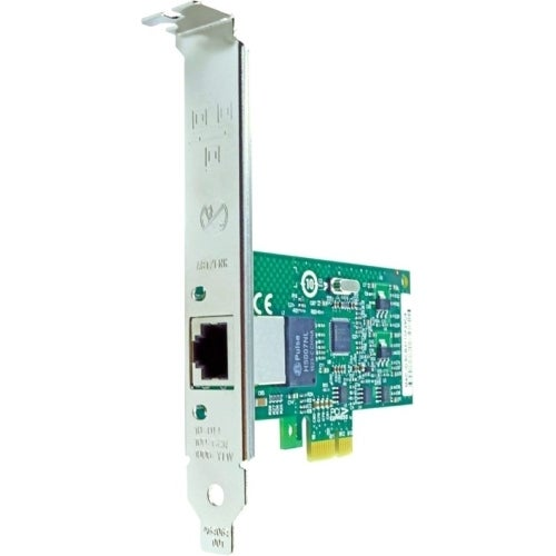 Axiom PCIe x1 1Gbs Single Port Copper Network Adapter Single Port Fiber Network Adapter