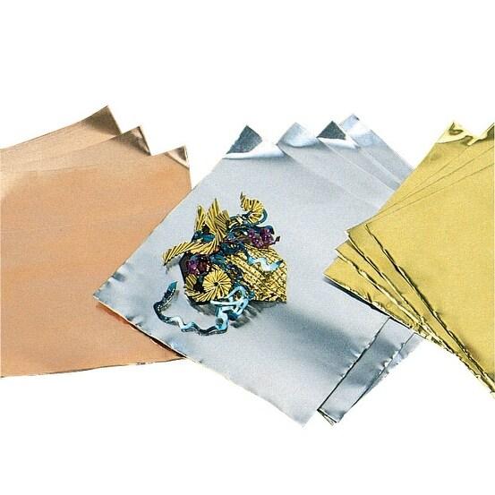 Pack Of 12 Copper St Louis Crafts Pre Cut Aluminum Decorator