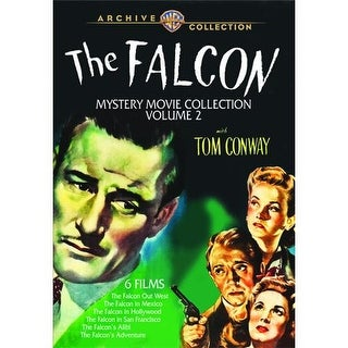 Falcon Mystery Movie Collectiovol. 2 (2 Disc Set) DVD Movie 1944-46