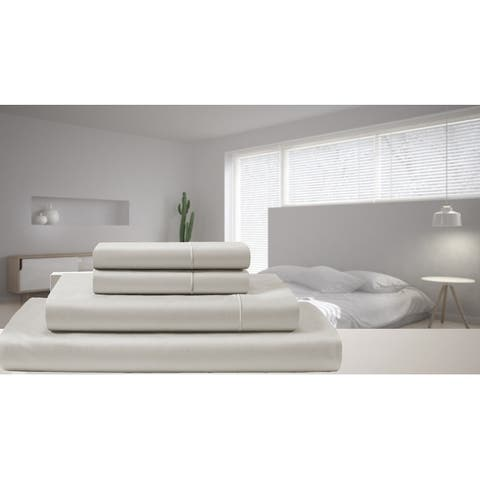 Luxury Egyptian Cotton 1000 Thread Count Bed Sheet Set