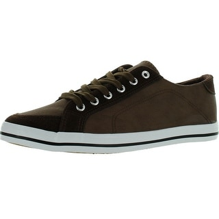 Arider Ar6011 Mens Low Top Casual Sporty Sneakers - Brown
