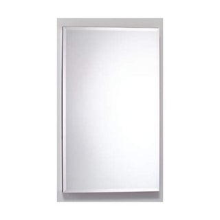 "Robern MC2030D4FBRE2 M Series 30"" x 19-1/4"" x 4-5/8"" Right-Hand Single Door Medi"