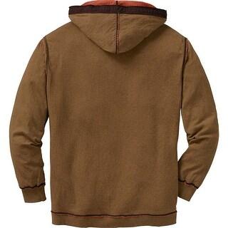 Legendary Whitetails Men's Eliminator Hooded Pullover Henley