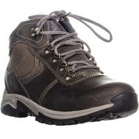 Timberland Mt Maddsen Lace-Up Hiking Boots, Medium Gray