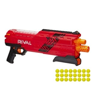 Nerf Rival Atlas XVI-1200 Blaster, Red