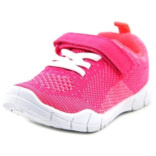 Carter's Walker 2 Toddler Round Toe Synthetic Pink Sneakers