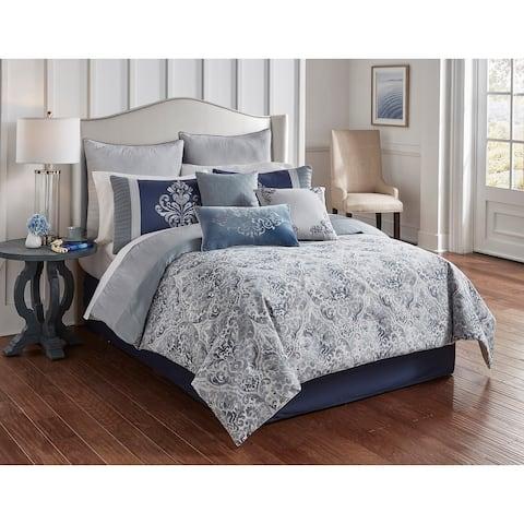 Riverbrook Home Clanton 10 Piece Comforter Set
