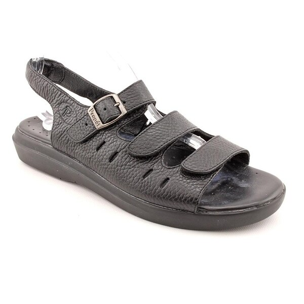 Propet Breeze Walker Black Sandals