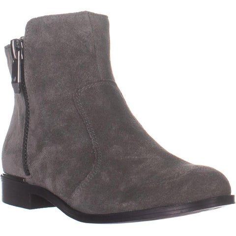 Marc Fisher Rail Ankle Boots, Gray