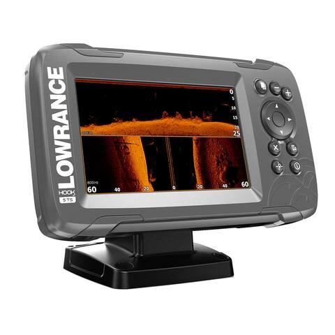 Lowrance hook2-5 tripleshot combo us inland 000-14285-001