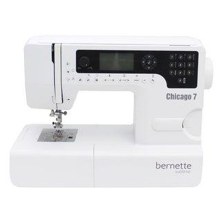 Bernette Chicago 7 Swiss Design Embroidery Machine