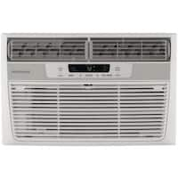 Frigidaire FFRE0633S1 6,000 BTU 115V Window-Mounted Mini-Compact Air Conditioner with Full-Function - White
