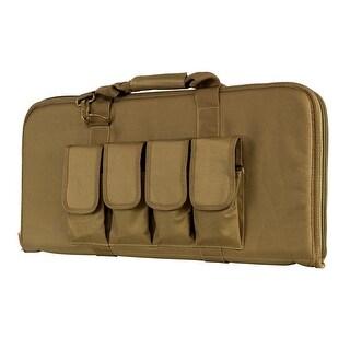 Ncstar cvcp2960t-28 ncstar cvcp2960t-28 ar15&ak carbine pstl cse (2910 style)/tan