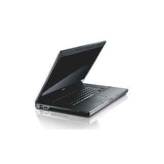 "Dell Latitude E6510 15.6"" Refurbished Laptop - Intel Core i7 1st Gen 2.67 GHz 4GB 320GB DVD-RW Windows 10 Home 64-Bit"